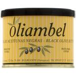Crema de aceitunas negras lata 200gr