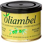 Crema de aceitunas verdes lata 200gr